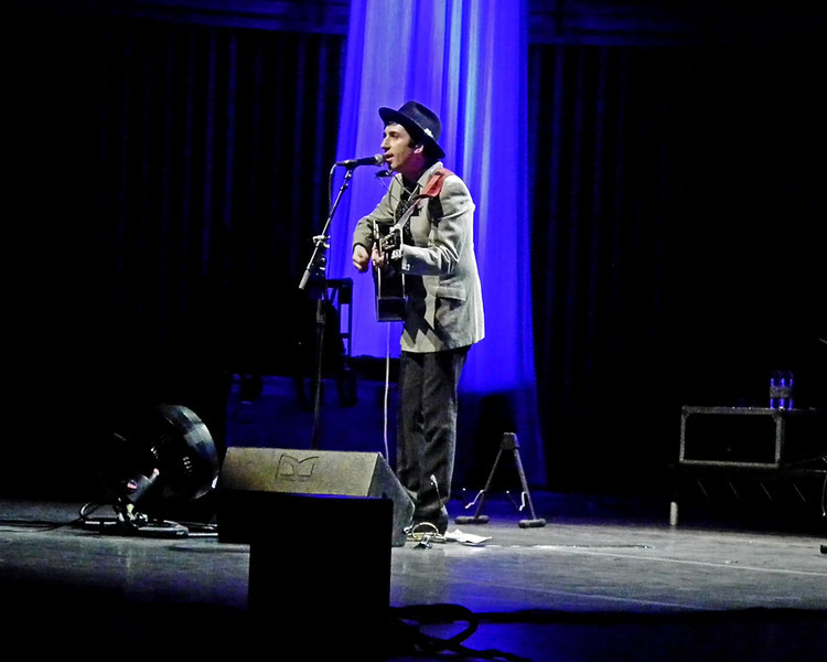 Pete Molinari at Sage Gateshead SummerTyne Americana Festival 2012