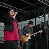 Matt Price and Nathalie Fischer at Sage Gateshead SummerTyne Americana Festival 2012