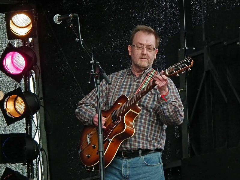 Nev Clay at Sage Gateshead SummerTyne Americana Festival 2012