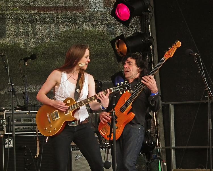SummerTyne Festival 2012 Sunday Grainne Duffy