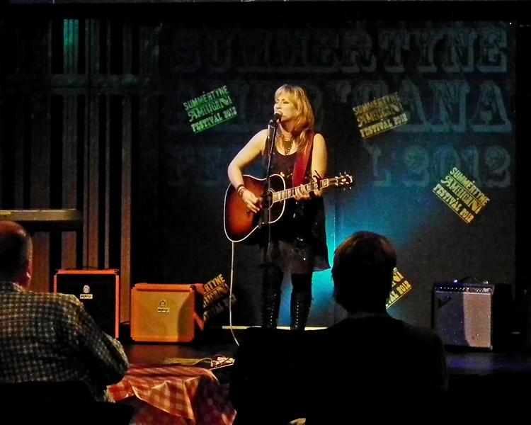 SummerTyne 2012 Amy Speace