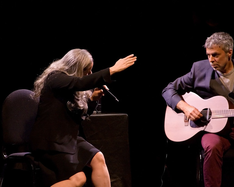 Natalie Merchant from 10,000 Maniacs