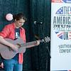 Roseanne Reid on the AMA UK stage