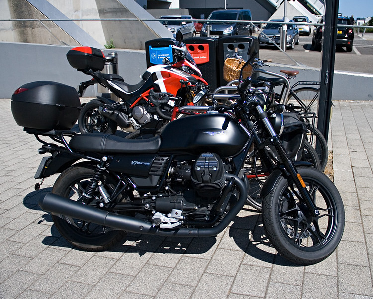 Moto Guzzi  motorbike