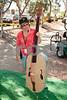 Yvonne Tatar & Washtub Bass<P><P>
