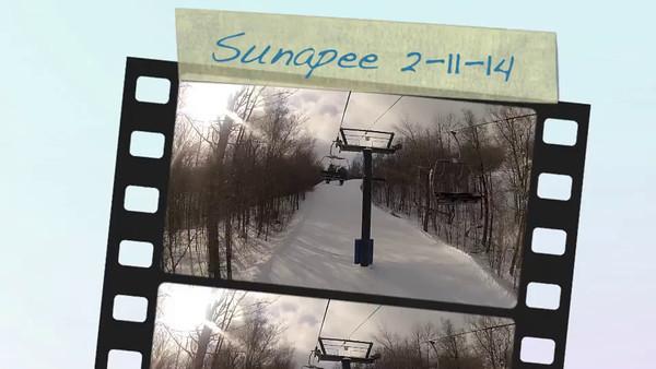 Sunapee 2-11-14