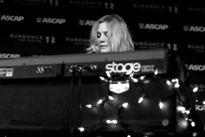 Sundance and ASCAP Cafe 2012