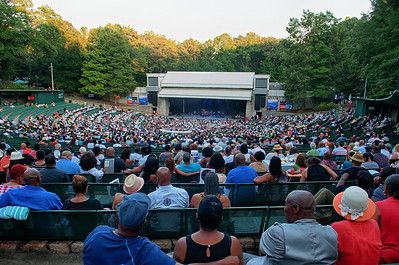 Sunset Jazz @ Chastain Park Amphitheatre 8-19-17 by Jon Strayhorn