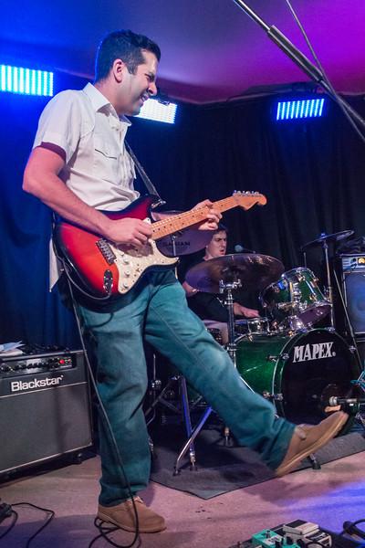 Sam Paine Trio