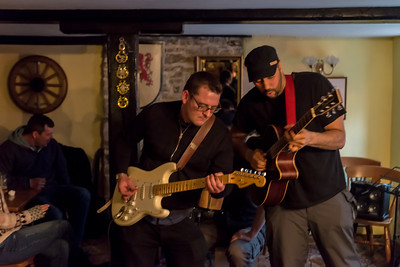 Boscombe Blues Collective at the Red Lion open Mic