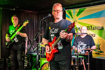 The Bullfrog Band