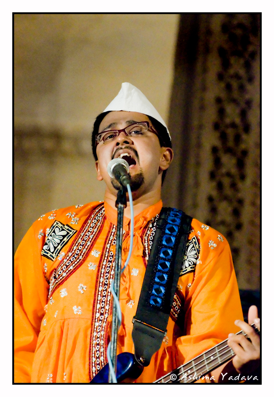 Jishnu Dasgupta - Bass, Backing Vocals