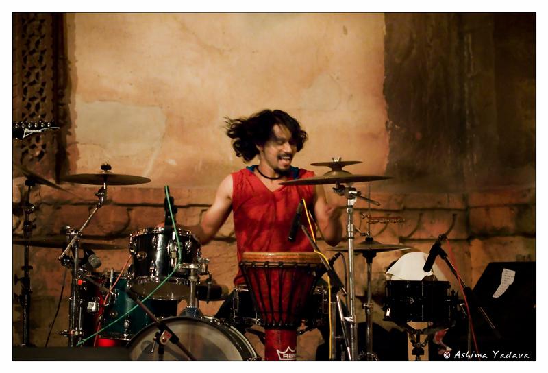 Montry Manuel - Drums