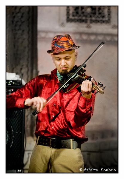 Sanjeev Nayak - Violins