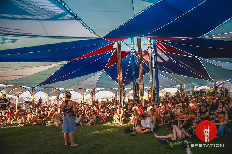 Symbiosis Gathering 2016 Sep 22-25, 2016 at Woodward Reservoir
