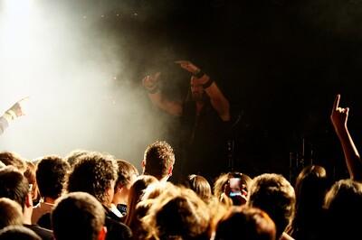 Concert au PontRouge de Monthey