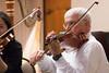 Michael Lav -- Symphony of the Potomac rehearsal, May 2014