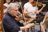 David Schoenbaum -- Symphony of the Potomac rehearsal, May 2014