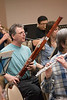 Don Loomis -- Symphony of the Potomac rehearsal, May 2014