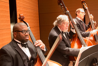 Brandon Harris, Michael Rohrer, Jonathan Manning -- Symphony of the Potomac, January 29, 2017