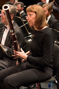 Hillary Burchuk -- Symphony of the Potomac at the Cultural Arts Center, Silver Spring, MD, February 2018.