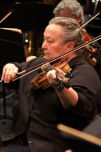 Fran Caterini -- Symphony of the Potomac at the Cultural Arts Center, Silver Spring, MD, February 2018.