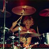 """T""   Taylor Hawkins - Foo Fighters (autographed)"