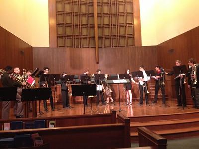 Texas A&M Trombone Choir