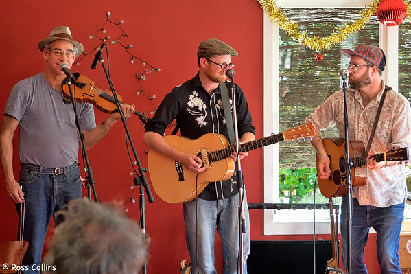 T-Bone Trio at Kelburn 2016