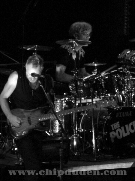Music_the Police_2505_bw
