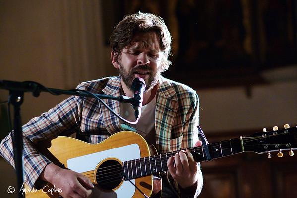 Thomas Dybdahl @ St Pancras Old Church, London August 2013