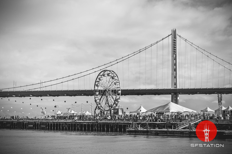 Treasure Island Music Festival 2016 Oct 15-16, 2016 in San Francisco