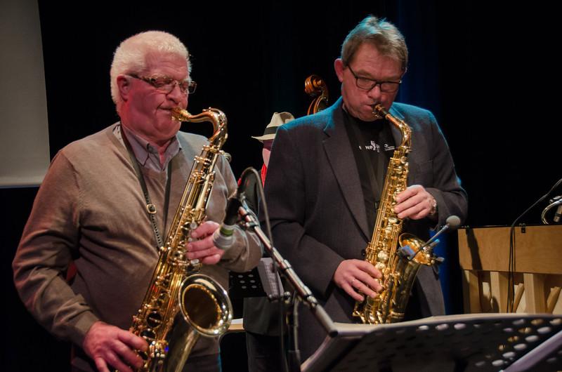 BONZO BAND & VENNER / Gjøvik Kulturhus 16/01/2014 --- Foto: Jonny Isaksen