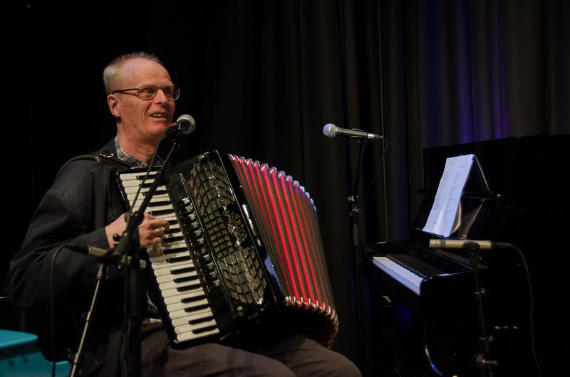 GABRIEL FLIFLET:   VALSERIA / Gjøvik Kulturhus 03/04/2014 --- Foto: Jonny Isaksen