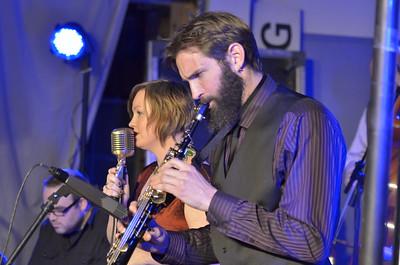 MARIANNE & THE UNFAITHFULLS  /  Gjøvik Glassverk    15/02/2013     --- Foto: Jonny Isaksen