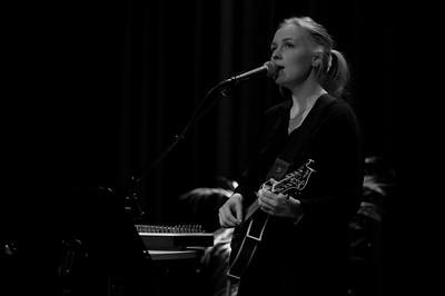 SIRIL MALMEDAL HAUGE OG JACOB YOUNG Tune Into Gjøvik Jazzklubb - Gjøvik Kulturhus 27/02/2020 --- Foto: Jonny Isaksen