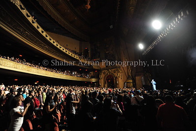 NEW YORK, NY - DECEMBER 01:  Don Omar performs at the Beacon Theatre on December 1, 2011 in New York City.  (Photo by Shahar Azran)