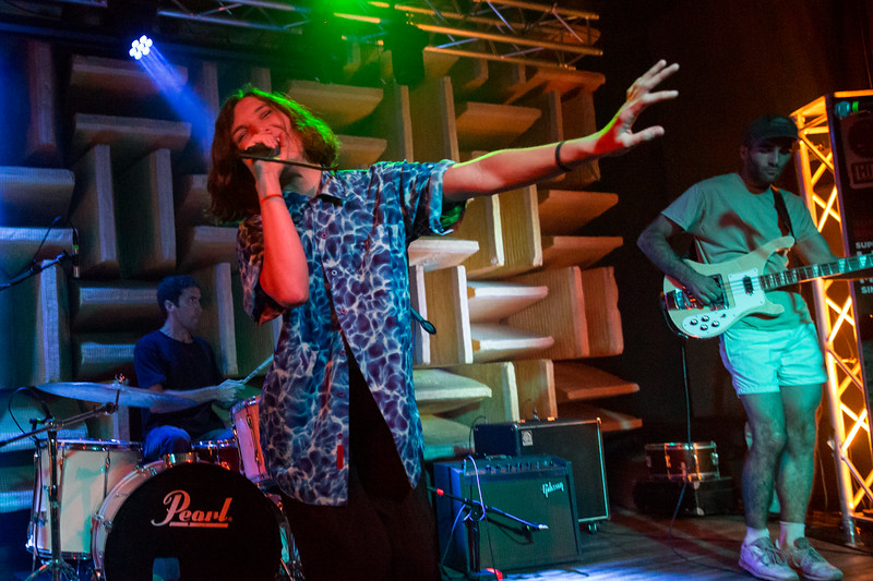 August 27, 2018, TWEN at Hi-Fi in Indianapolis, Indiana. Photo by Tony Vasquez for Entranced Media.