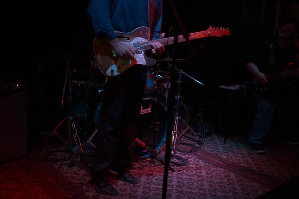 Tab Benoit @ The Gas Lamp 12/05/12