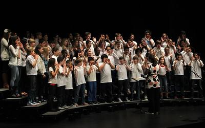 Tanglen Choir Concert 2013
