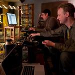 Tangleweed in Studio recording session<br /> Saturday Dec 18 2010