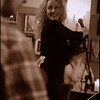 "Back up Smile. Vocalist <a href=""http://www.mettelethan.dk/"">Mette Lethan</a> at Tango Y Vinos."