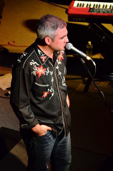 Taylor Hicks - Flamingo Room Houston 9/16/11