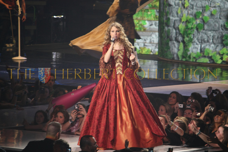 Taylor Swift, Nassau Coliseum, May 15, 2010.
