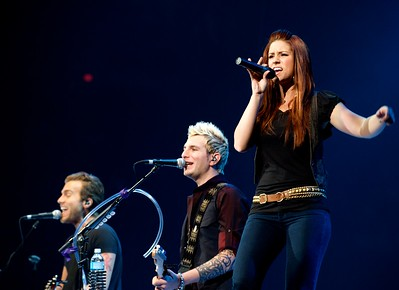 Gloriana opens for Taylor Swift at US Bank Arena
