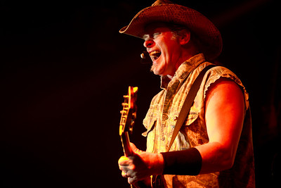 Ted Nugent  7/5/2011 The Independent, San Francisco  My portfolio at www.skaffari.fi  On Faceboot at http://www.facebook.com/Miikka.Skaffari.Photography