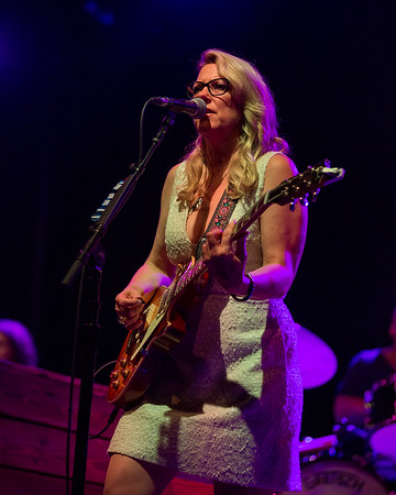 July 20, 2018 Tedeschi Trucks Band at the Indiana Farm Bureau Insurance Lawn in Indianapolis, Indiana.