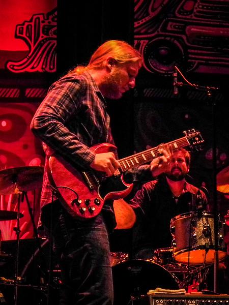 Tedeschi/Trucks Band - Houston House of Blues 07/12/13
