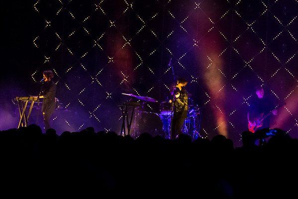 Tegan and Sara at at Egyptian Room at Old National Centre on the Let's Make Things Physical Tour