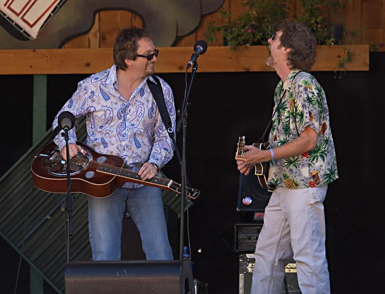 Jerry Douglas, Sam Bush @ Telluride